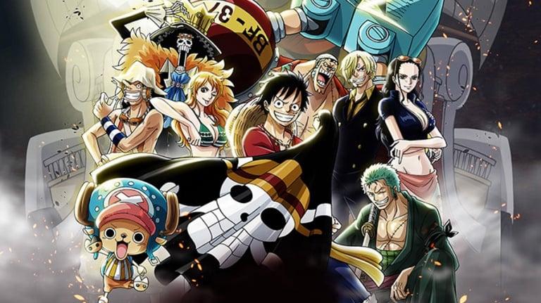 One Piece : Grand Cruise fait le tour de l\'équipage en quelques ...