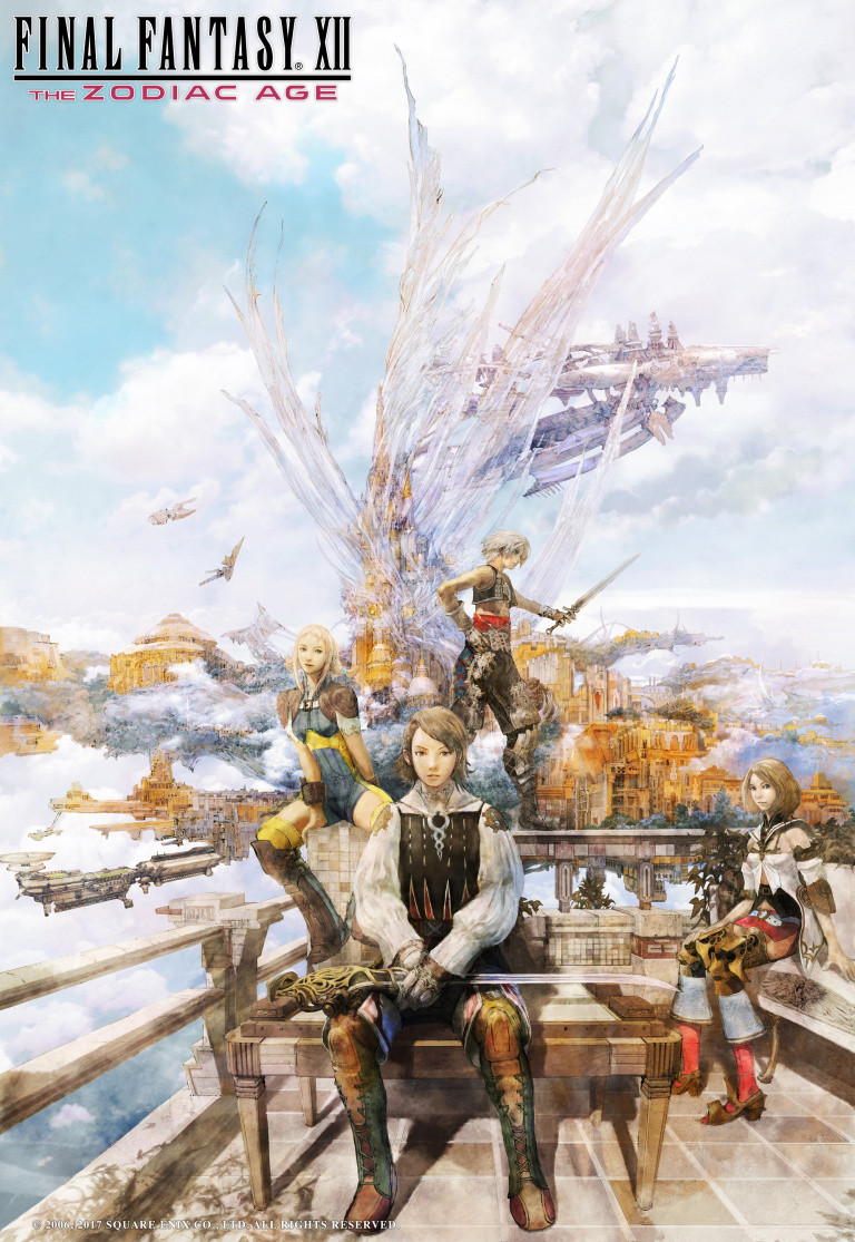Final Fantasy XII : The Zodiac Age dépasse le million d'unités vendues
