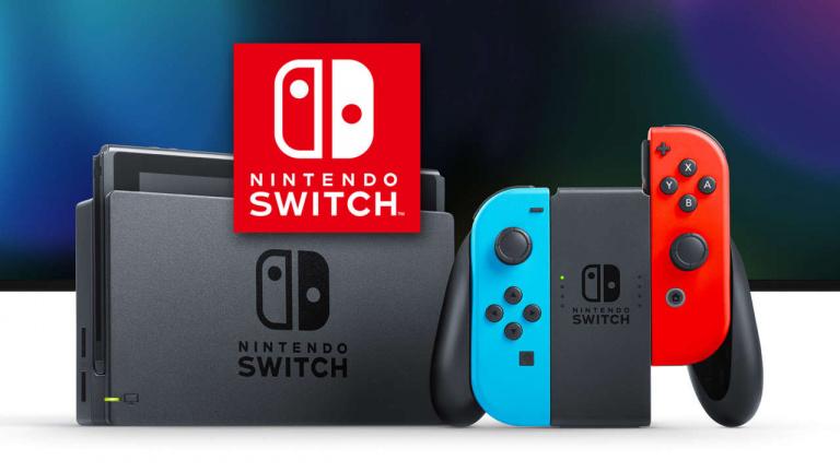 La Nintendo Switch passe à la version 4.0.1