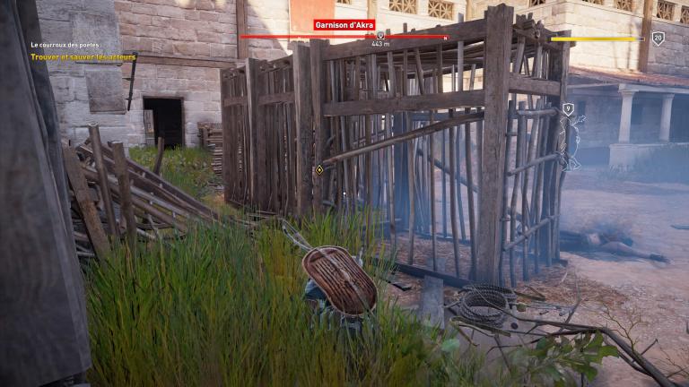 Test de Assassin's Creed Origins par jeuxvideo com