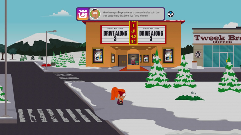 south park les chat de al super gay