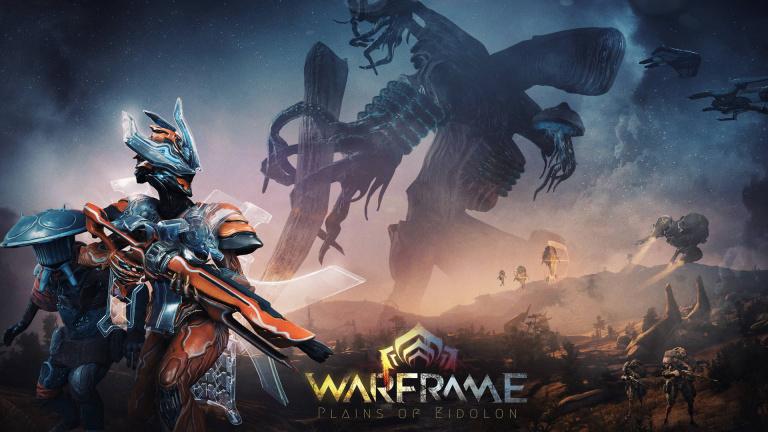 Warframe : L'extension Plaines d'Eidolon fait exploser le nombre de joueurs