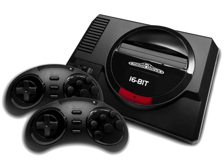 "De nouvelles versions ""Classic"" pour la Mega Drive et l'Atari 2600 chez Atgames"