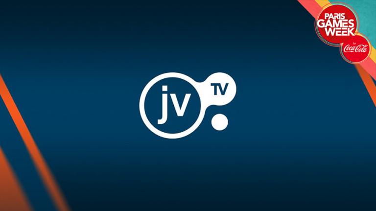 Paris Games Week 2017 : une semaine de programmes sur JVTV