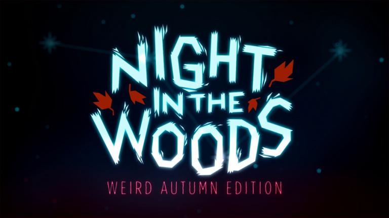 Night in the Woods : une édition Director's Cut, et une version Switch teasée