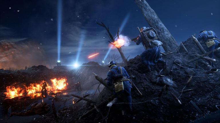 """Battlefield 1 : la map """"Nuits de Nivelle"""" devient gratuite pour tous"""
