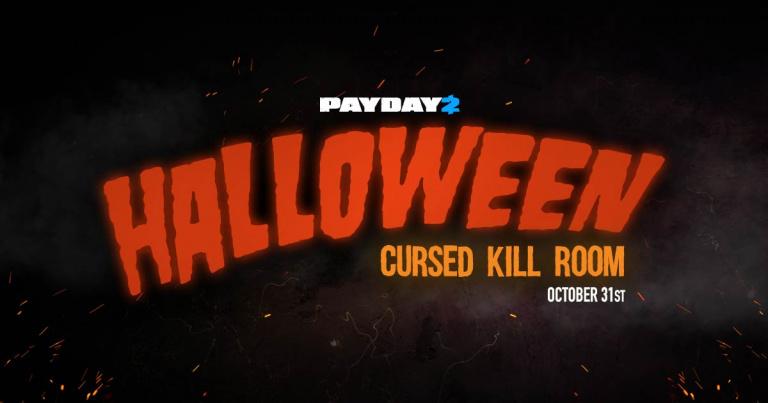 PAYDAY 2 : Les festivités d'Halloween vont durer deux semaines