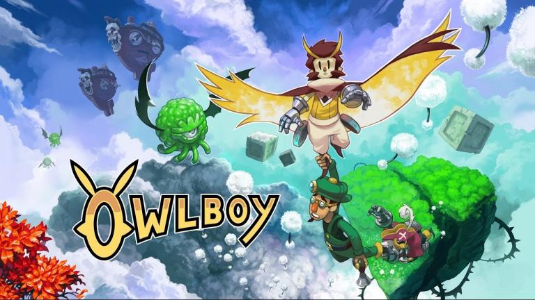 Owlboy prend date sur consoles