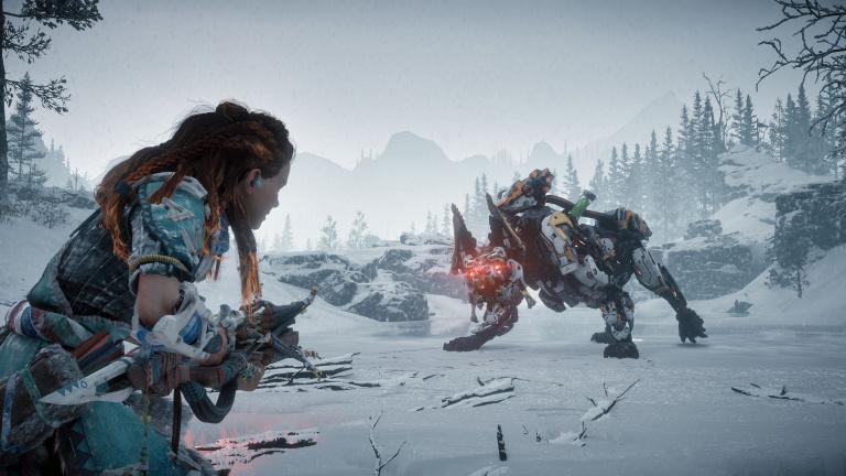"""Horizon Zero Dawn : les trophées du DLC """"The Frozen Wilds"""""""