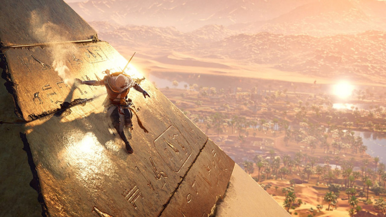 Assassin's Creed Origins : Denuvo ne ralentit pas la version PC, assure Ubisoft