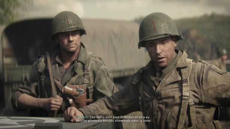 Call of Duty WWII gratuit avec le PlayStation Plus : retrouvez notre soluce complète
