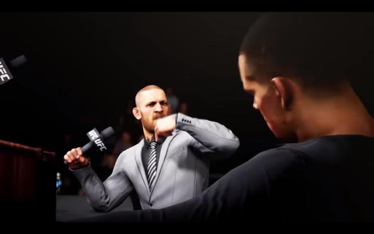 EA Sports UFC 3 sera disponible en début d'année prochaine