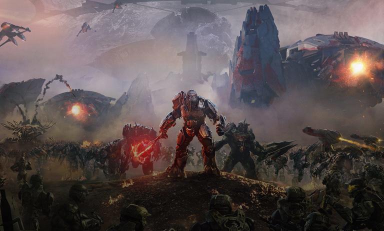Halo Wars 2 : Le dernier patch apporte la 4K et le Crossplay