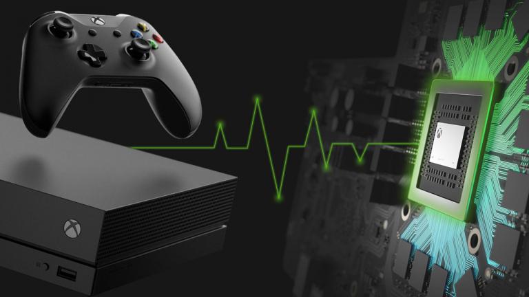 Xbox One X : tout ce qu'il faut savoir sur la nouvelle console de Microsoft