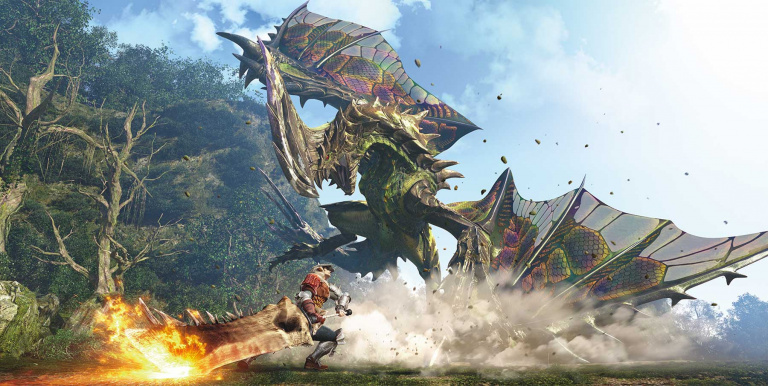 Monster Hunter World : Pas de micro-transactions en vue