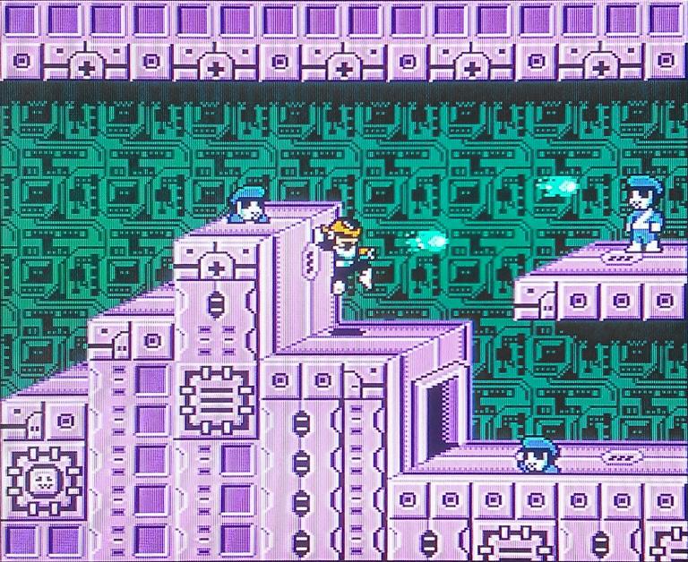 SaturdayMan : Un jeu NES inédit pour le financement de Player Spirit