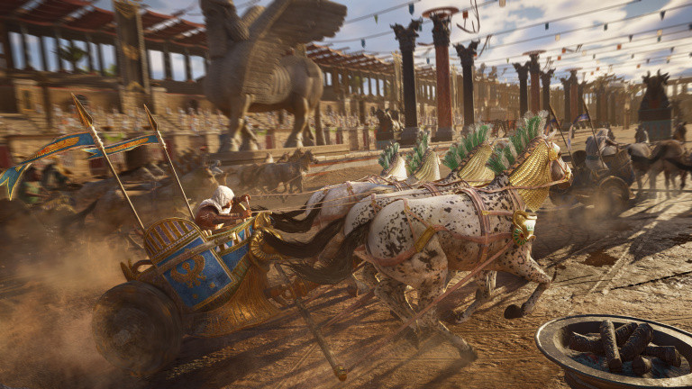 Assassin's Creed Origins : la HDR n'est plus au programme sur PC