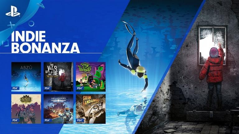 PlayStation Now : un mois de novembre sous le signe de l'indé