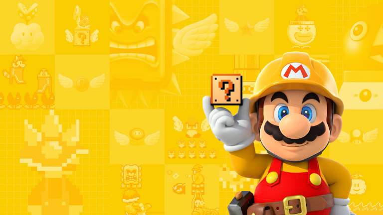 Super Mario Maker se met à jour sur Wii U et Nintendo 3DS