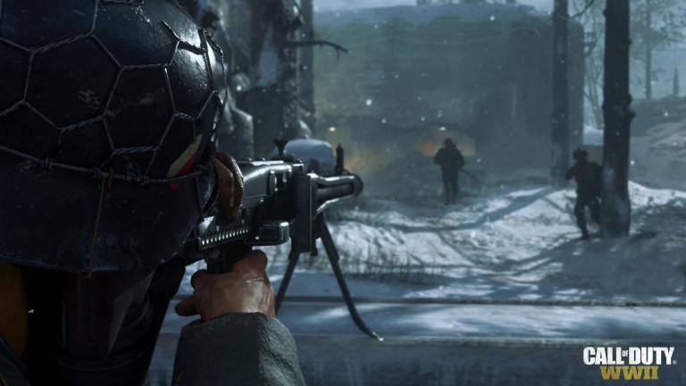 Call of Duty WWII : un lancement deux fois meilleur que celui d'Infinite Warfare