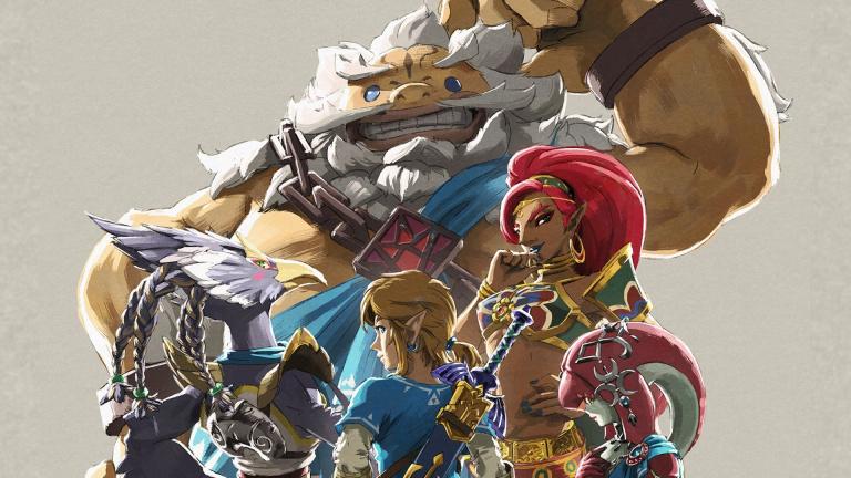 Zelda Breath of the Wild : le second DLC pour le mois de décembre ?