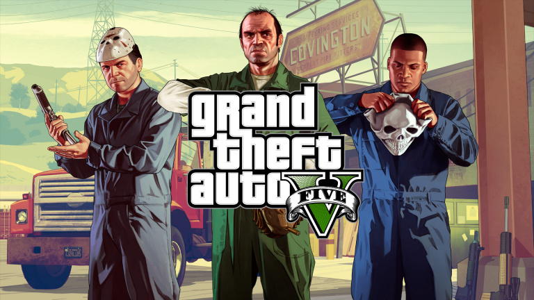 GTA V serait le titre le plus vendu de l'Histoire aux USA selon Rockstar