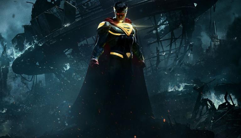 Injustice 2 : les développeurs teasent l'un des personnages à venir