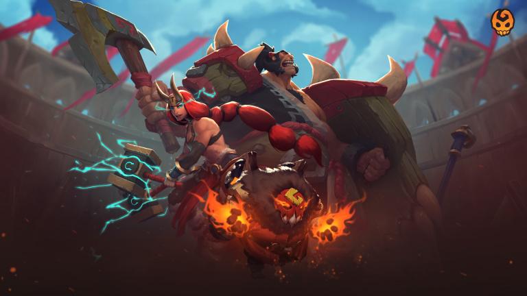 Battlerite : Récupérez maintenant le champion Ashka !