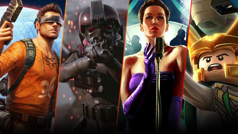 Les sorties de la semaine: Star Wars: Battlefront II L.A. Noire