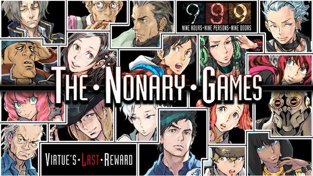 Zero Escape : The Nonary Games va sortir sur PS Vita en Europe