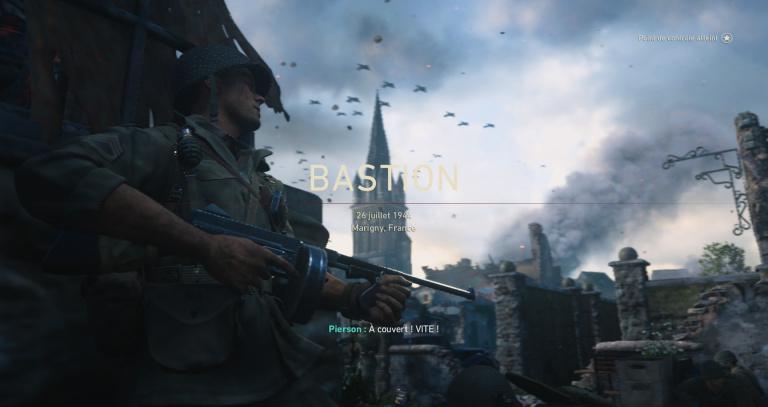 Bastion - 26 Juillet 1944