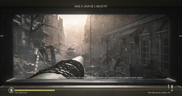 Dommages collatéraux - 18 octobre 1944