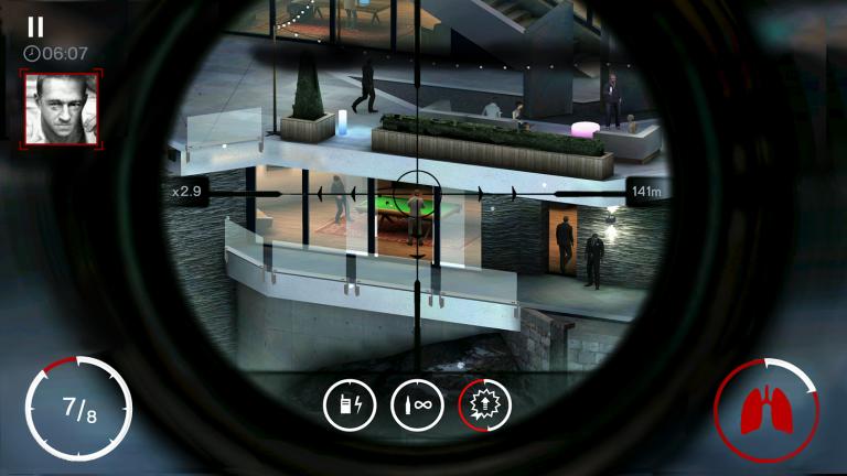 Hitman : Sniper est actuellement gratuit sur Android