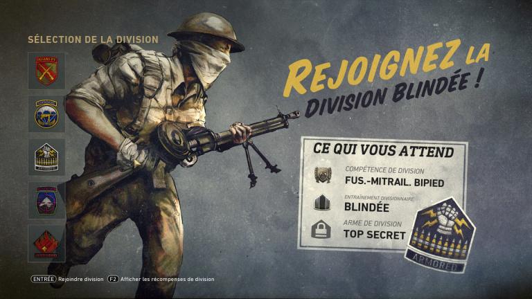 Division Blindée