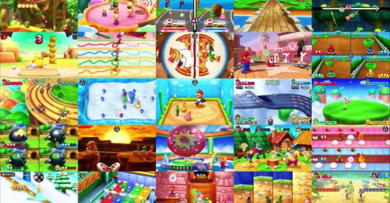 Mario Party : The Top 100 - Le jeu sortira finalement (juste) avant Noël
