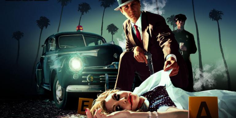 L.A. Noire : Deux minutes de jeu sur Switch