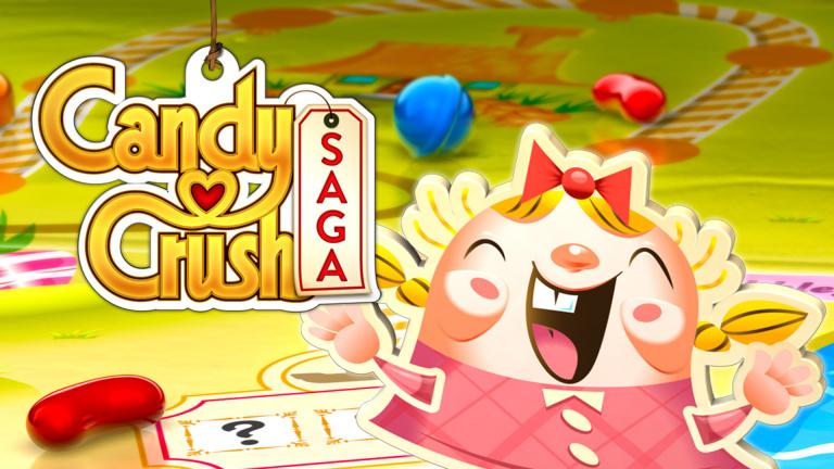 Candy Crush Saga fête ses cinq ans et récompense les joueurs