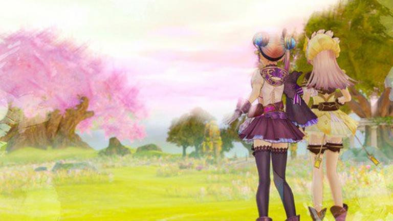 Atelier Lydie & Suelle prend date en France sur PS4 et Nintendo Switch