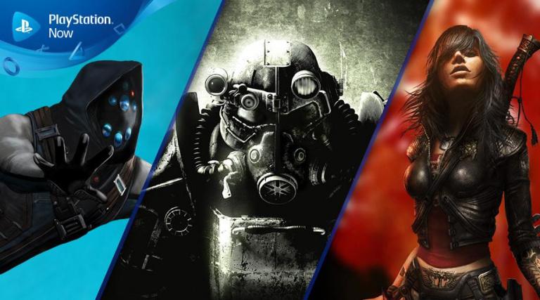 9 titres rejoignent le PlayStation Now cette semaine