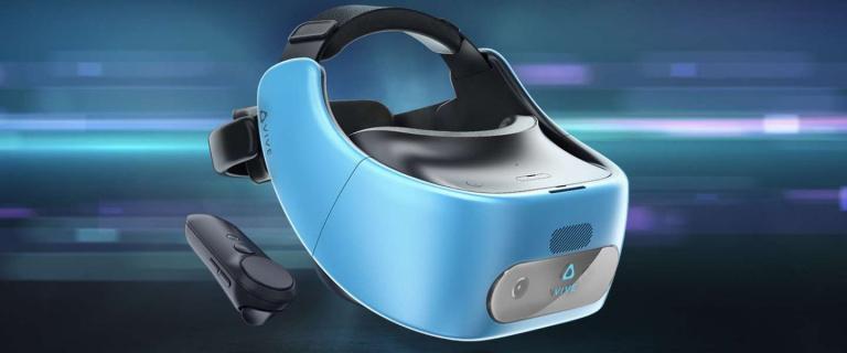 Vive Focus : HTC annonce son casque VR autonome