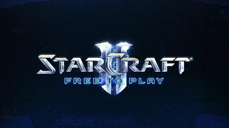 La gratuité partielle de StarCraft II, c'est aujourd'hui