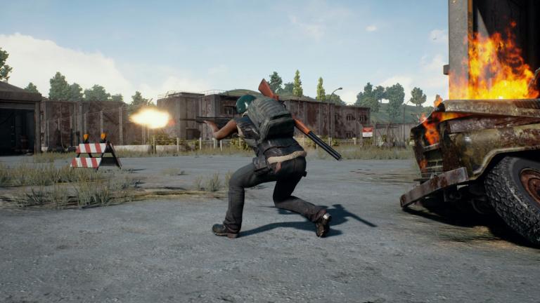 PlayerUnknown's Battlegrounds : 2,5 millions de joueurs en simultané