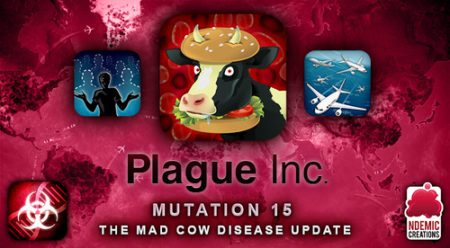 Plague Inc. : La dernière mise à jour est disponible sur iOS