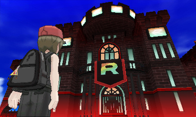 La Team Rainbow Rocket (Épisode RR)