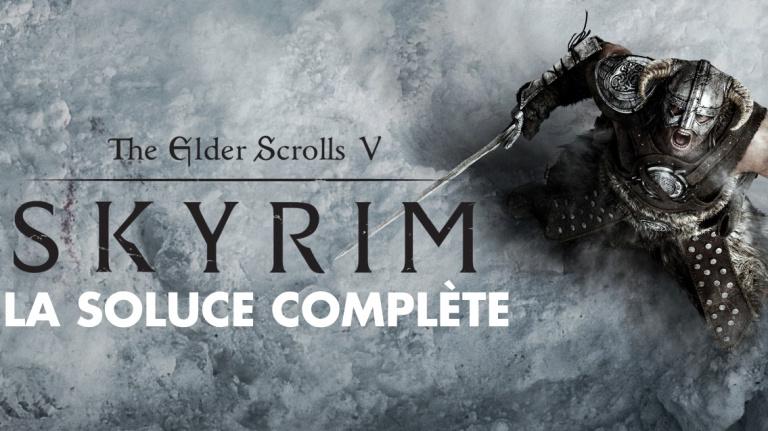 Skyrim Switch : factions, guildes, quêtes secondaires... La soluce complète