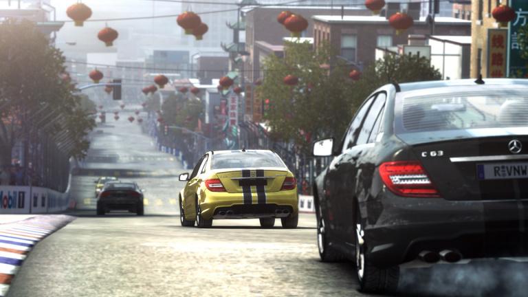 GRID Autosport : un iPhone ou un iPad récent sera requis