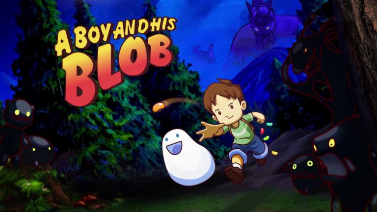 A Boy and his Blob : Le classique de la NES débarque sur mobile