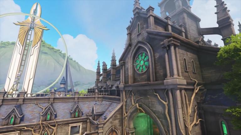 Overwatch : Blizzard World s'invite dans le Royaume de Test Public sur PC