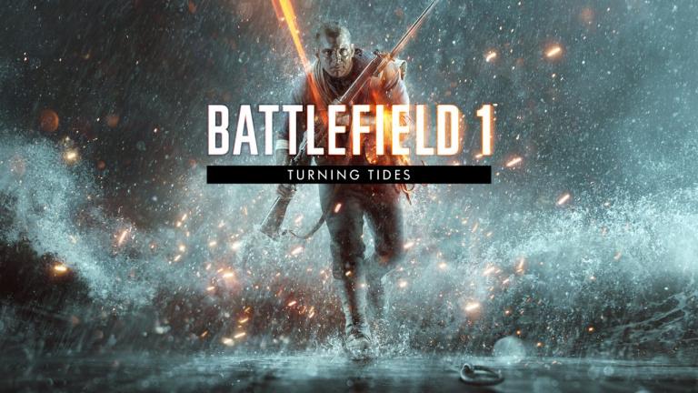 Battlefield 1 : Le DLC Turning Tides trouve une date de sortie