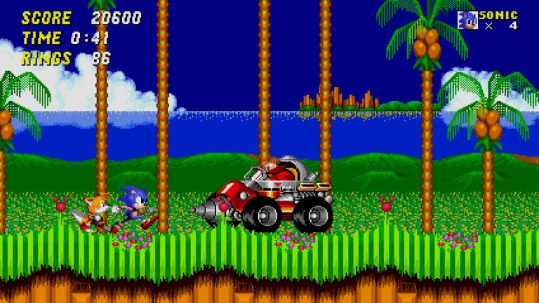 SEGA Forever : Sonic the Hedgehog 2 entre en piste